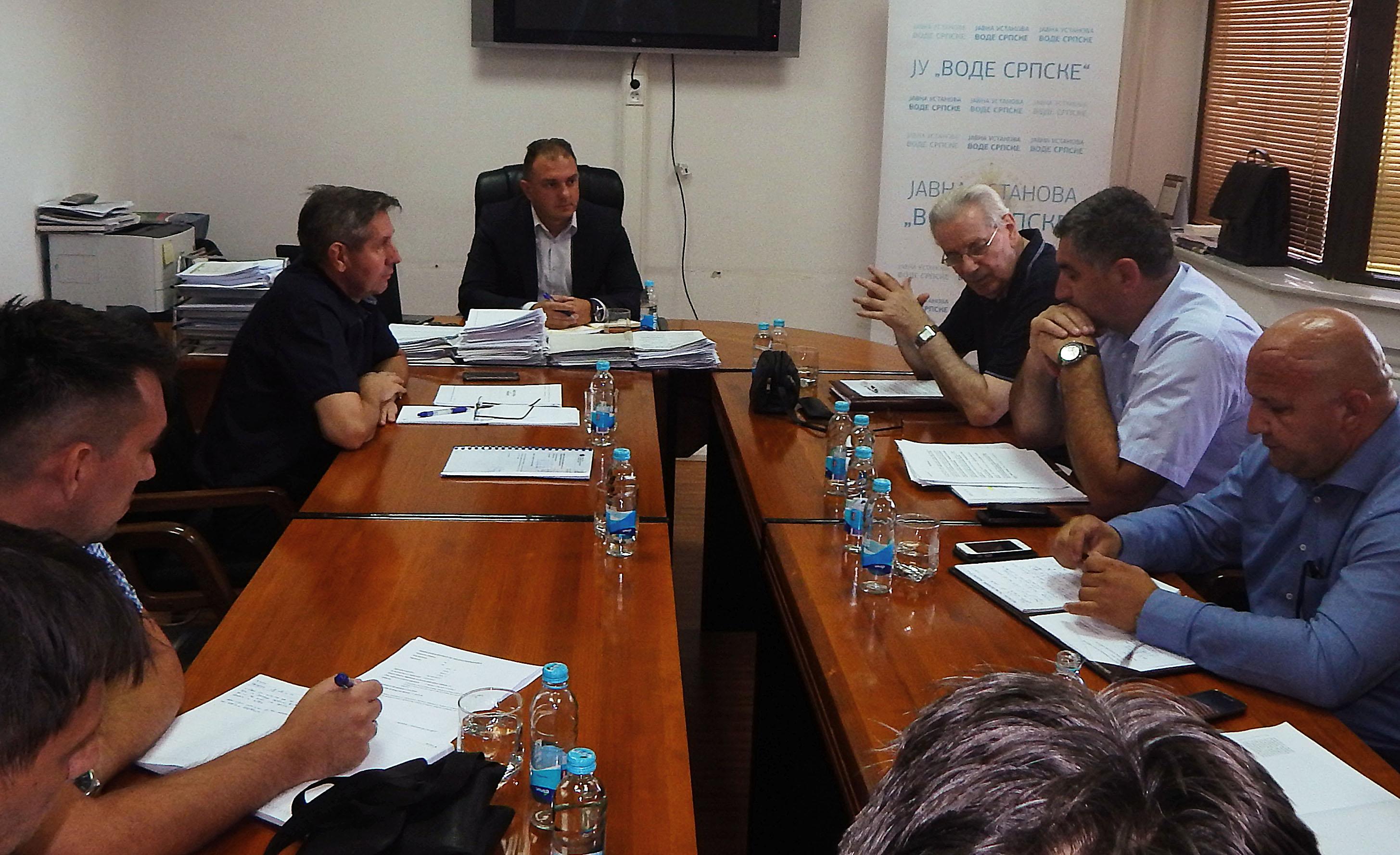 Посјета министра Мирјанића: У водопривреду уложено 180 милиона марака