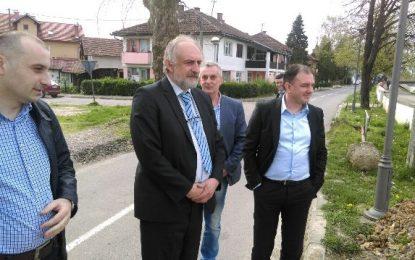 Direktor Kikić u posjeti Kozarskoj Dubici