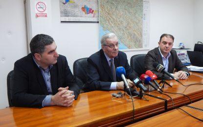 Ministar Mirjanić: Kvalitetno sprovesti velike projekte u vodoprivredi