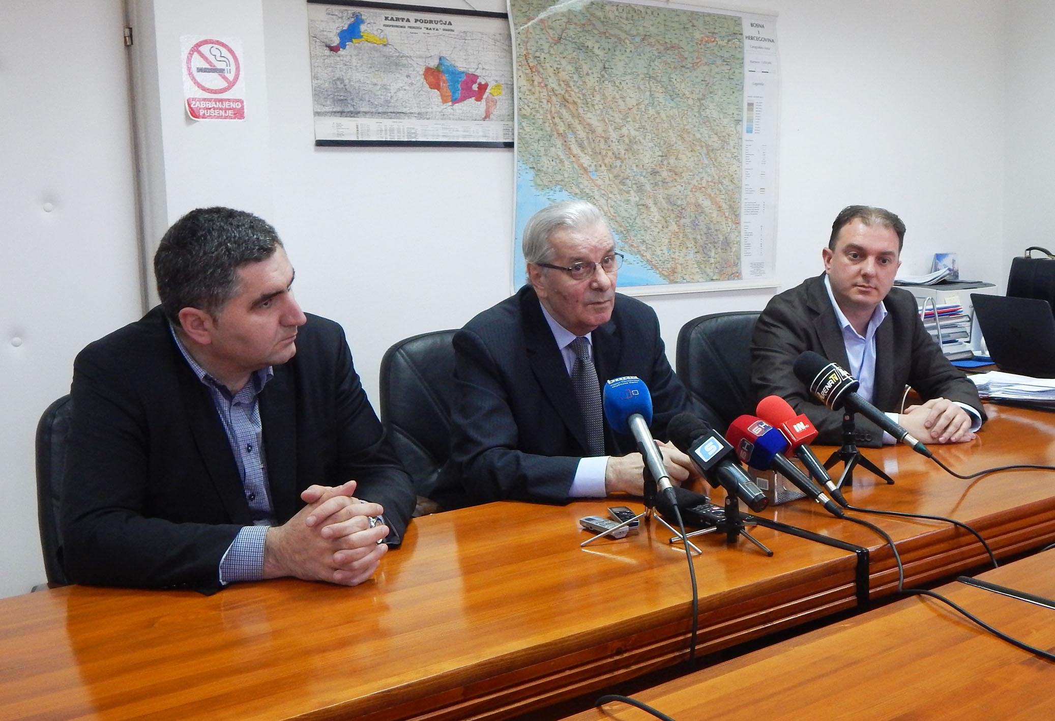 Министар Мирјанић: Квалитетно спровести велике пројекте у водопривреди