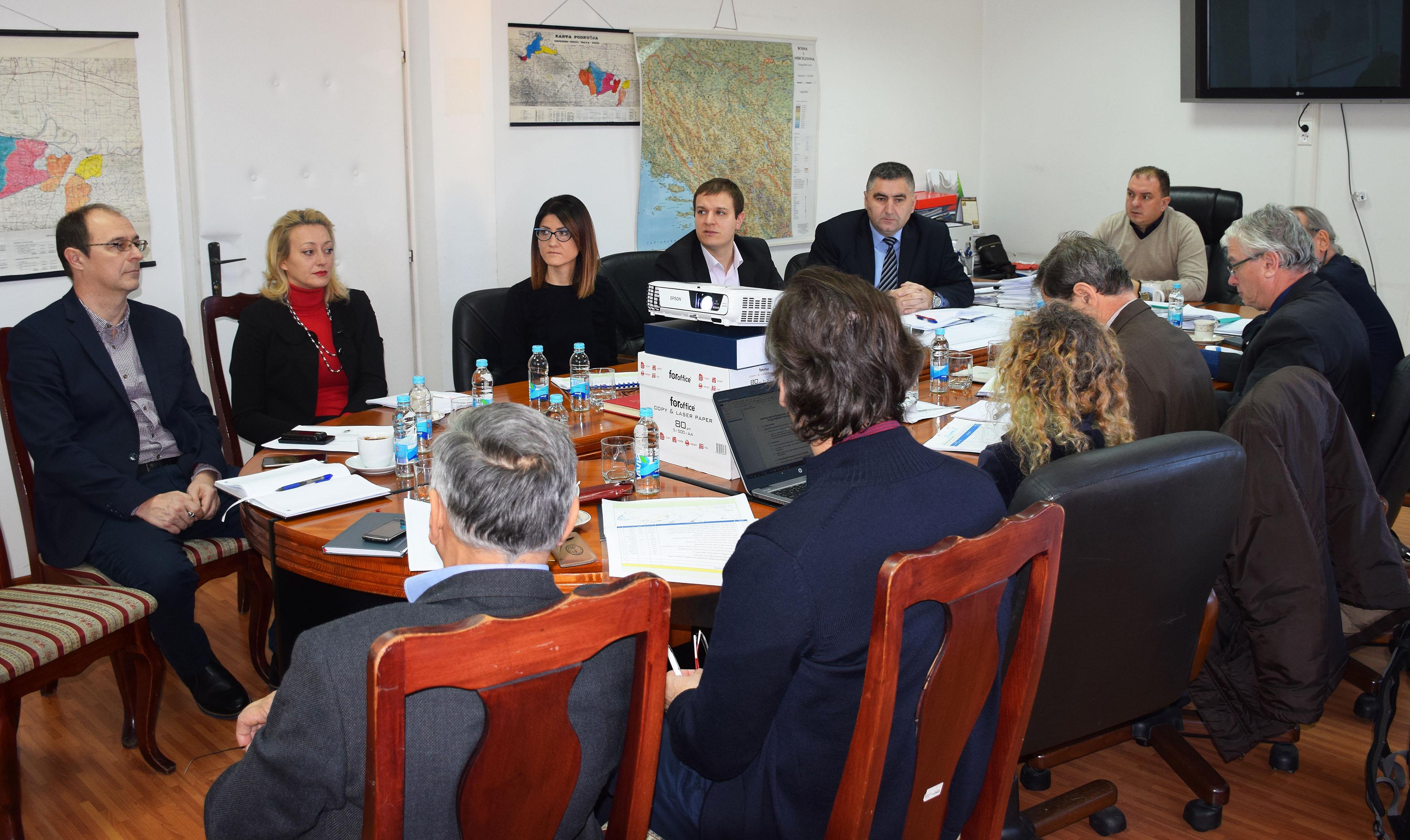 Састанак са делегацијом Европске инвестиционе банке