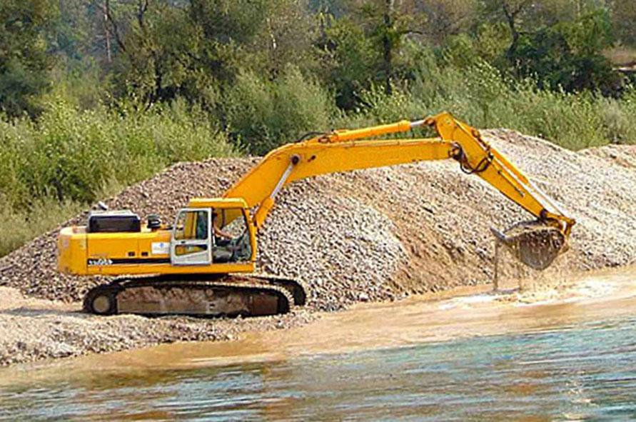 Objavljen Javni poziv za dostavljanje ponuda za izvođenje radova dislokacije i vađenja materijala iz vodotoka na teritoriji Republike Srpske