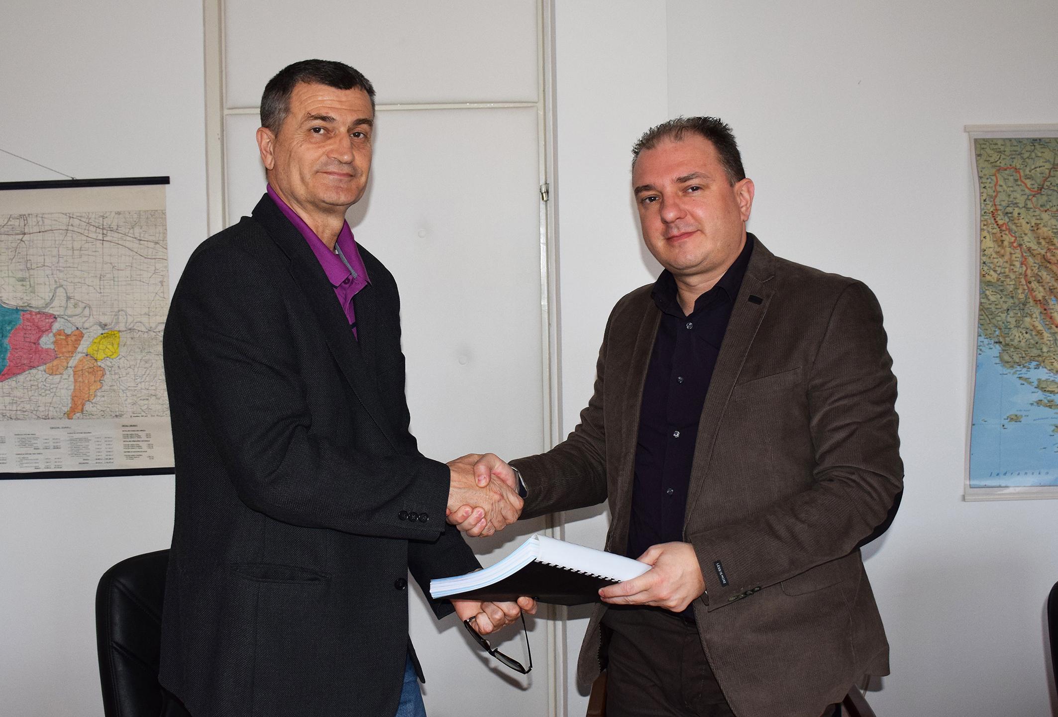 Пројектовање мјера заштите од поплава у сјеверозападном дијелу Републике Српске