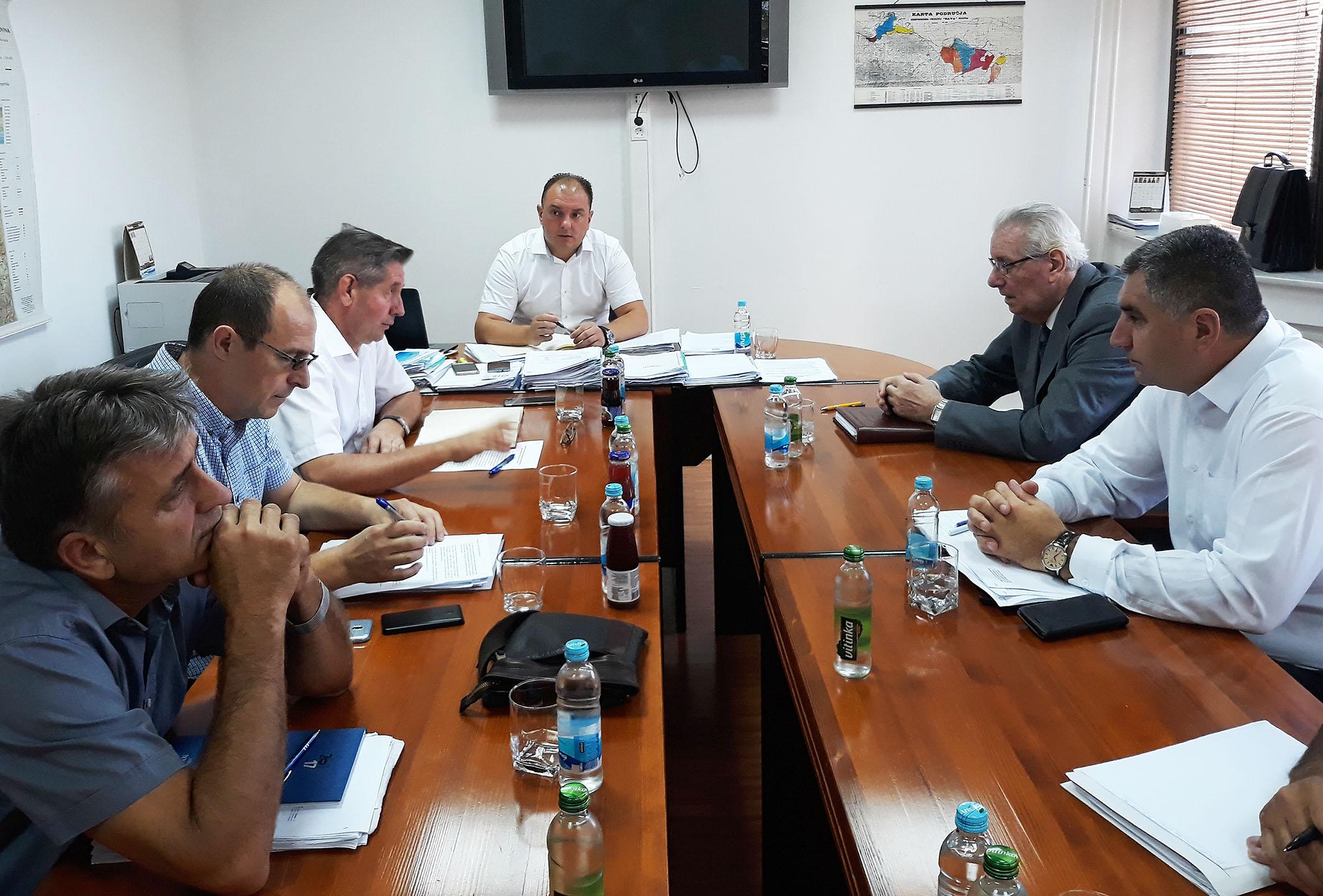Ministar Mirjanić: 81 milion maraka za projekte vodoprivrede u 2018. godini