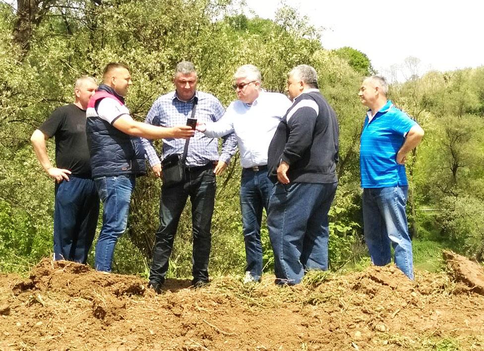 Mjere redovne odbrane od poplava na području Modriče