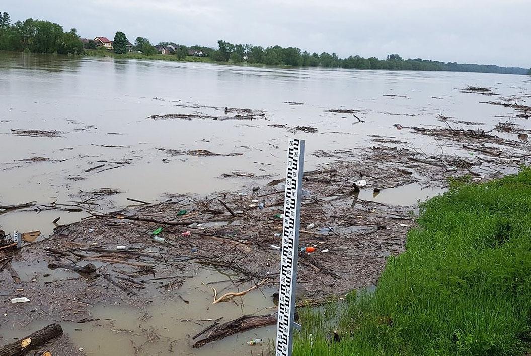Saopštenje za javnost: Situacija na rijekama se smiruje