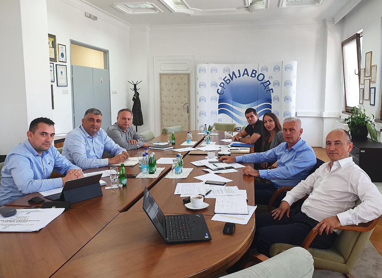 Дефинисан Нацрт споразума о сарадњи у области интегралног управљања водама доњег тока ријеке Дрине