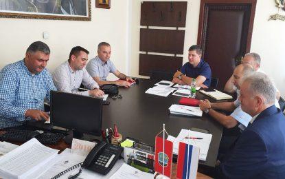 Посјета општини Србац
