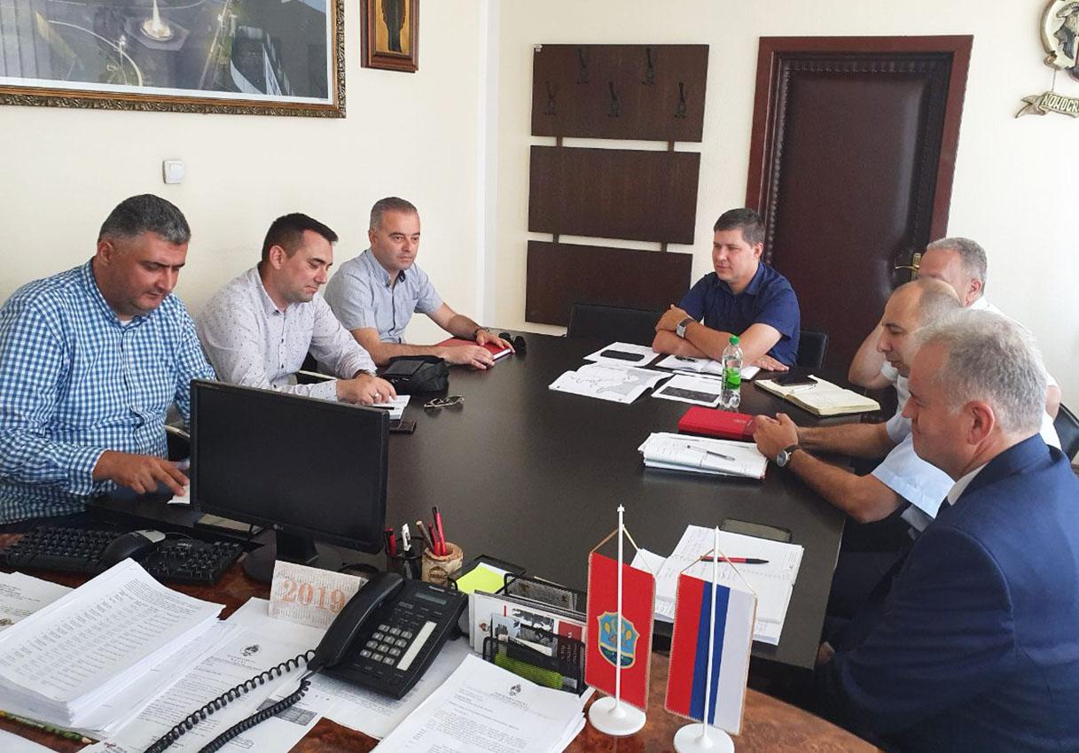 Posjeta opštini Srbac