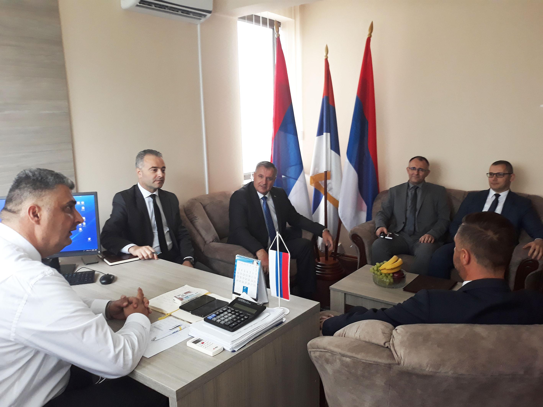 Радна посјета премијера Радована Вишковића