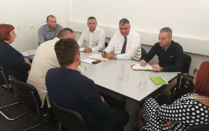 Састанак са делегацијом Града Бања Лука