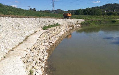 Mjere odbrane od poplava na području Grada Banja Luka, u naselju Česma