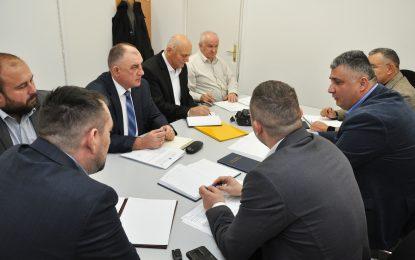 Састанак са делегацијом Града Приједора
