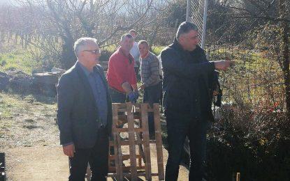 Директор Миловановић са сарадницима обишао радове у Херцеговини