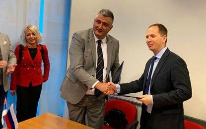 Потписан споразум о сарадњи са Руском хуманитарном мисијом