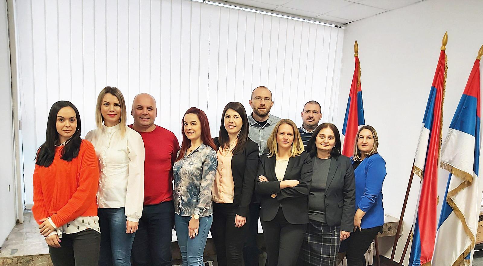 Predstavljanje – Područna kancelarija Banja Luka: Oni čuvaju naš Vrbas