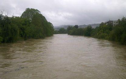 Povećanje vodostaja u Republici Srpskoj