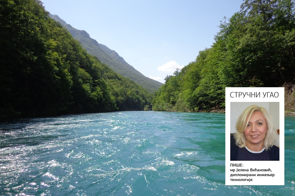 STRUČNI UGAO: Zaštita vodnih resursa Republike Srpske
