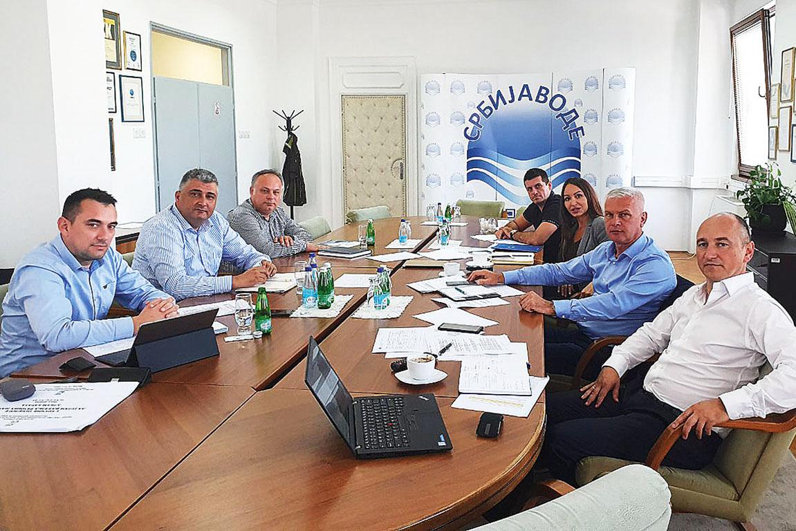 Србија и Српска имају одличну сарадњу у сектору вода