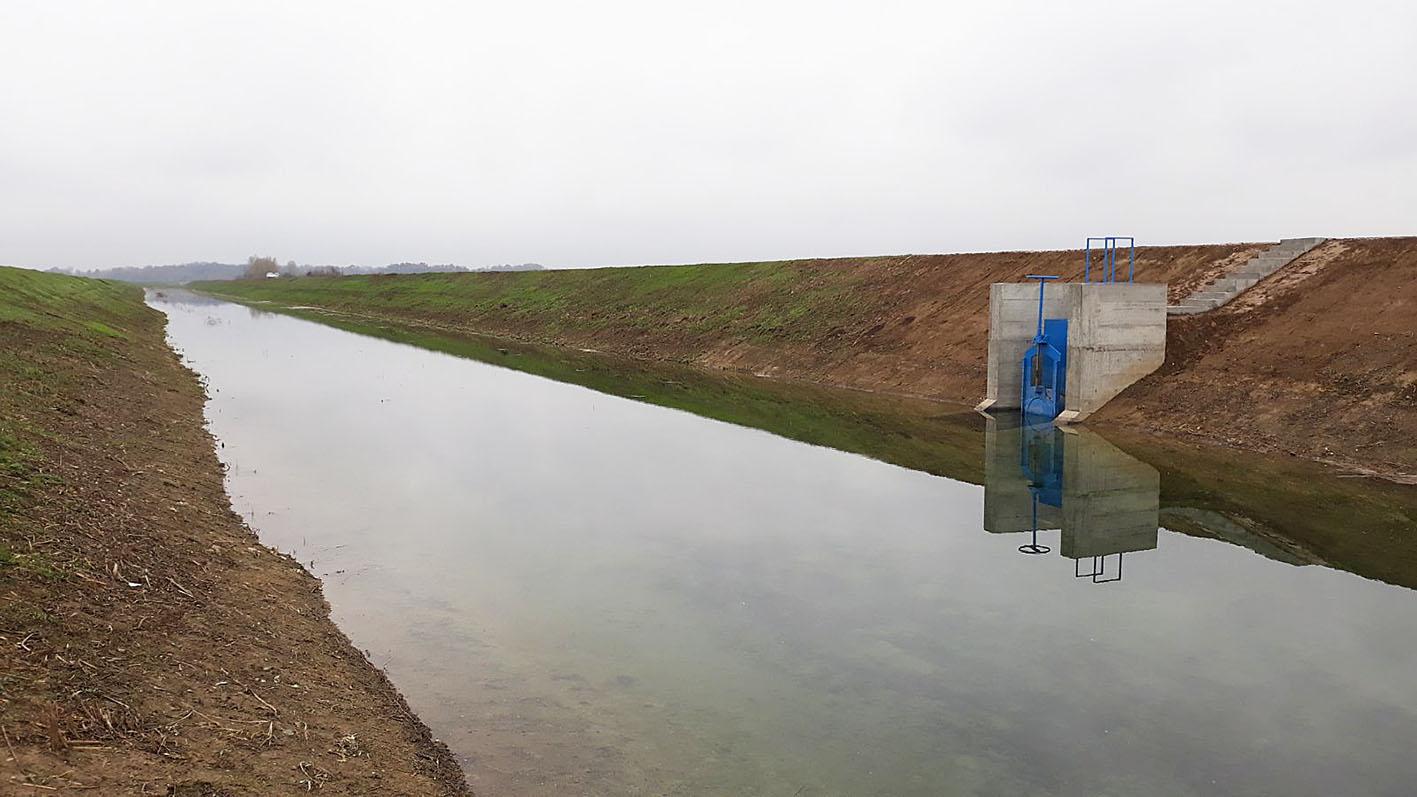 Завршен систем за наводњавање у Црњелову и Батковићу