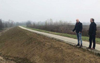 """Poboljšanje sistema odbrane od poplava u poplavnom području """"Ivanjsko polje"""" Brod"""