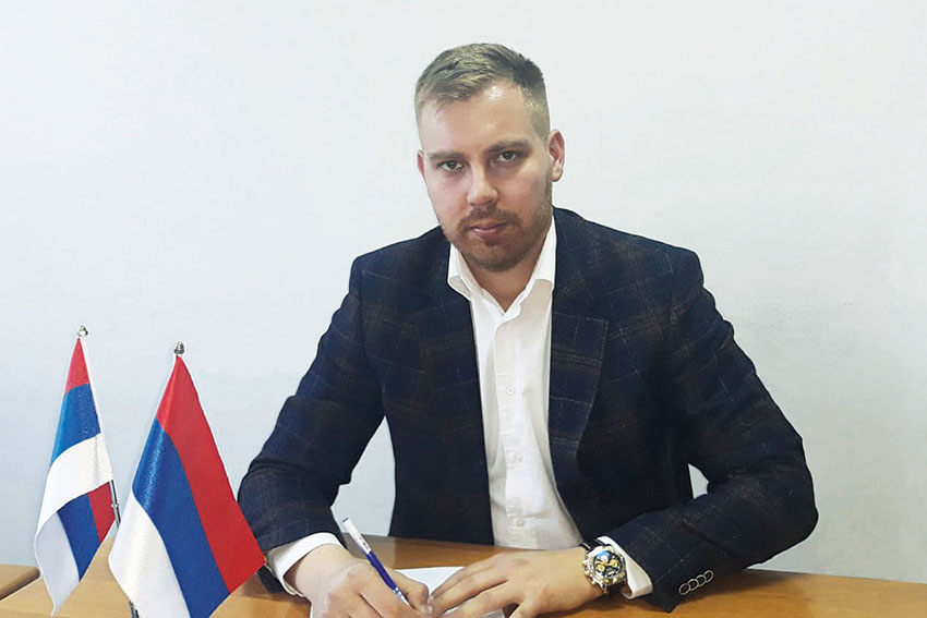 Стефан Митровић: Слиједе нове инвестиције у сектору водопривреде