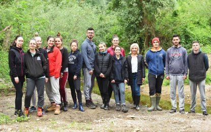 Biološko-istraživački kamp u okviru projekta uspostavljanja zaštićenog barskog područja u donjem toku i ušću rijeke Drine