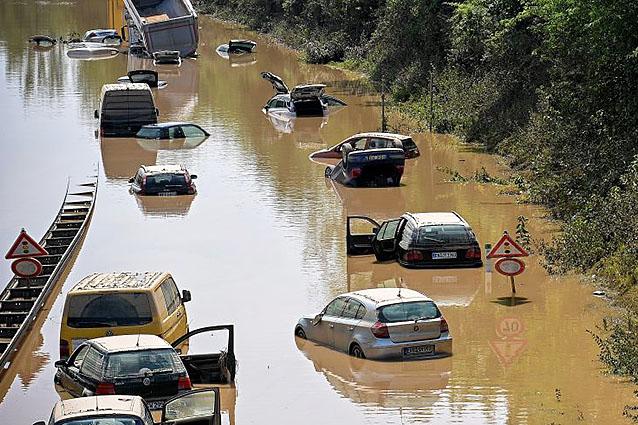 Упозорење научника: Европи у будућности пријете велике поплаве